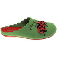 Zapatos Mujer Pantuflas Riposella RIP4575ve verde