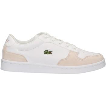 Zapatos Mujer Multideporte Lacoste 38SFA0015 MASTERS 65T WHT-OFF WHT Blanco