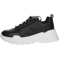 Zapatos Mujer Zapatillas altas Pregunta MCD001 Negro