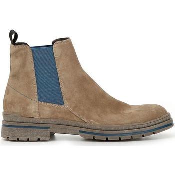 Zapatos Hombre Botas de caña baja Café Noir HTE643 TAUPE