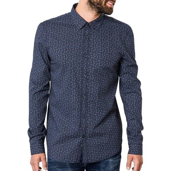 textil Hombre Camisas manga larga Petrol Industries M-3090-SIL436 19