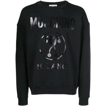 textil Hombre Jerséis Love Moschino Jersey & Cardigans ZA1704 negro
