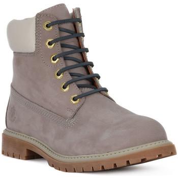 Zapatos Mujer Botas de caña baja Lumberjack CD017 ANKLE BOOT Grigio