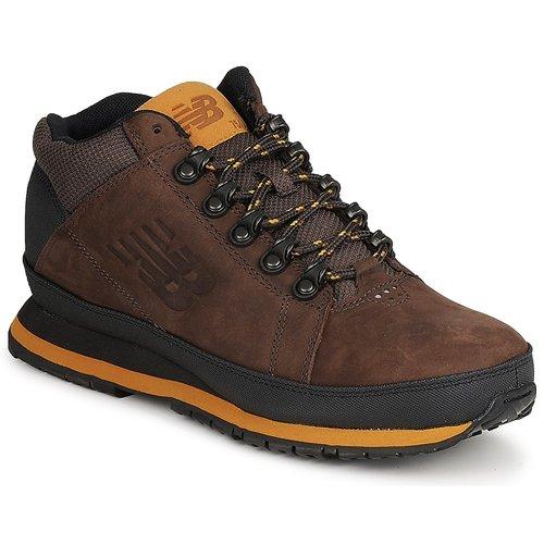 Zapatos Hombre Botas de caña baja New Balance H754 Marrón / Amarillo