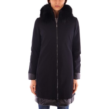 LIGHT WINTER LADY FUR COAT chaquetas mujer negro