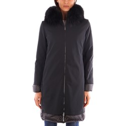textil Mujer Chaquetas / Americana Rrd LIGHT WINTER LADY FUR COAT antracita