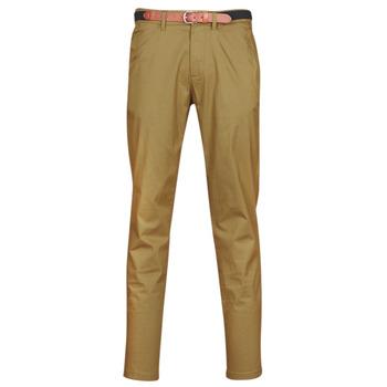 textil Hombre Pantalones chinos Selected SLHYARD Camel