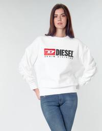 textil Mujer Sudaderas Diesel F-ARAP Blanco