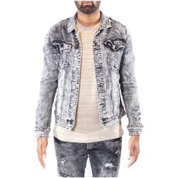 textil Hombre Chaquetas denim Project X Paris  Gris