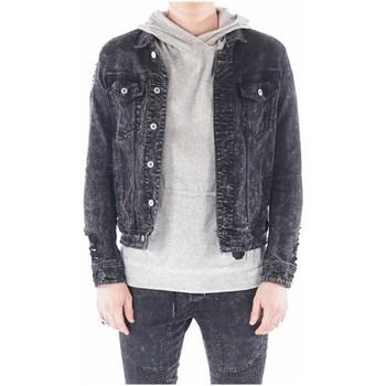 textil Hombre chaquetas denim Project X Paris  Negro