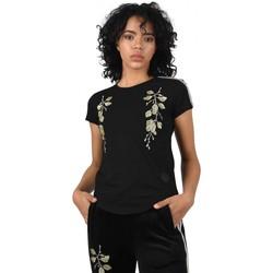textil Mujer Camisetas manga corta Project X Paris  Negro