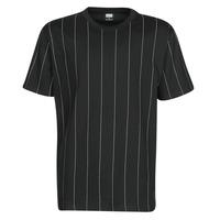 textil Hombre camisetas manga corta Urban Classics TIPOK Negro