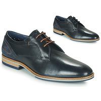 Zapatos Hombre Derbie Casual Attitude MORANI Negro