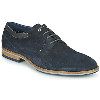 Zapatos Hombre Derbie Casual Attitude MATHILDA Marino