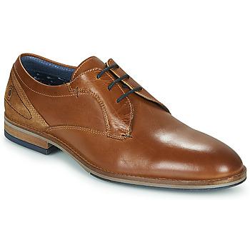 Zapatos Hombre Derbie Casual Attitude MONA Cognac