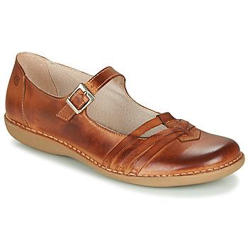 Zapatos Mujer Bailarinas-manoletinas Casual Attitude GERALDINE Marrón