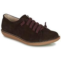 Zapatos Hombre Derbie Casual Attitude MARIANA Marrón