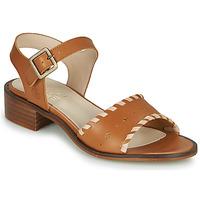 Zapatos Mujer Sandalias Casual Attitude MELIVELLANA Marrón