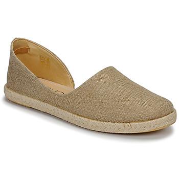 Zapatos Mujer Alpargatas Casual Attitude JALAYIVE Beige