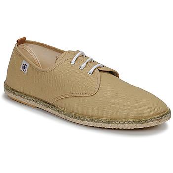 Zapatos Hombre Derbie Casual Attitude ITROSA Beige