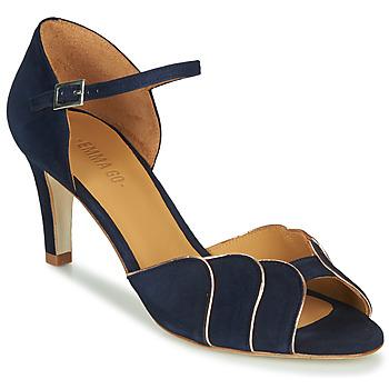 Zapatos Mujer Sandalias Emma Go PHOEBE Marino