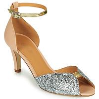 Zapatos Mujer Sandalias Emma Go JOLENE GLITTER Rosa / Plata / Oro