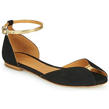Zapatos Mujer Sandalias Emma Go JULIETTE Negro / Oro