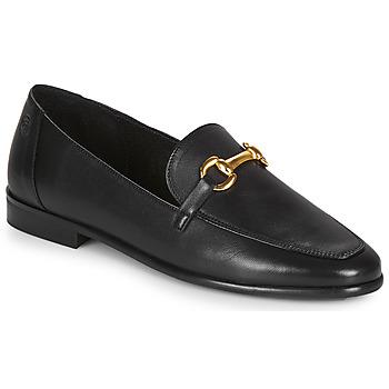Zapatos Mujer Mocasín Betty London MIELA Negro