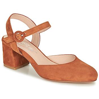 Zapatos Mujer Zapatos de tacón Betty London MALINE Camel