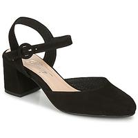 Zapatos Mujer Zapatos de tacón Betty London MALINE Negro