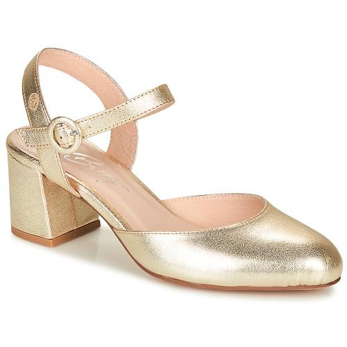 Zapatos Mujer Zapatos de tacón Betty London MALINE Plata