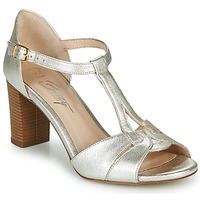 Zapatos Mujer Sandalias Betty London MATINA Plata