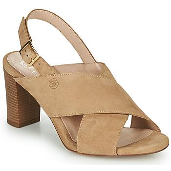 Zapatos Mujer Sandalias Betty London MARIPOL Beige