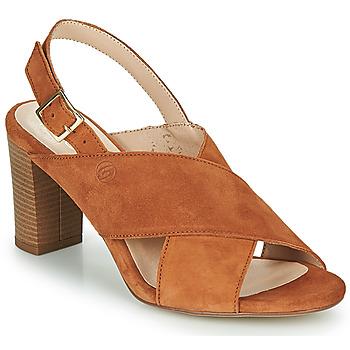 Zapatos Mujer Sandalias Betty London MARIPOL Cognac