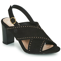 Zapatos Mujer Sandalias Betty London MADINE Negro