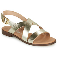 Zapatos Mujer Sandalias Betty London MADISSON Oro