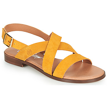 Zapatos Mujer Sandalias Betty London MADISSON Amarillo