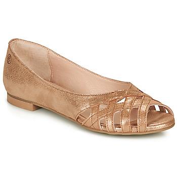 Zapatos Mujer Sandalias Betty London MANDINE Oro