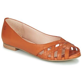 Zapatos Mujer Sandalias Betty London MANDISE Cognac