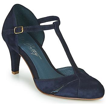 Zapatos Mujer Zapatos de tacón Betty London MANDETTE Marino
