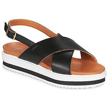 Zapatos Mujer Sandalias Betty London MAFI Negro