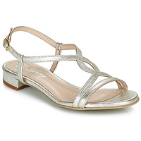 Zapatos Mujer Sandalias Betty London MATISSO Plata