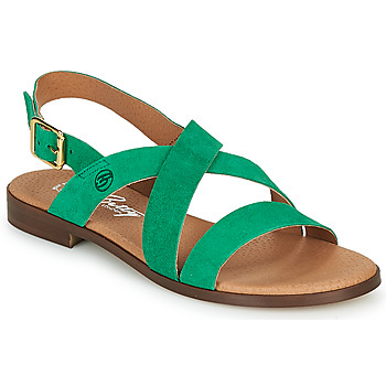 Zapatos Mujer Sandalias Betty London MATOSSI Verde