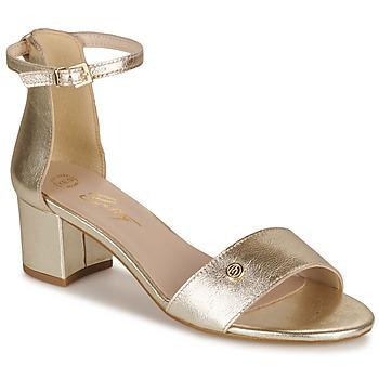 Zapatos Mujer Sandalias Betty London INNAMATA Oro