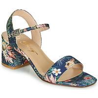 Zapatos Mujer Sandalias Betty London MAKITA Marino