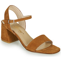 Zapatos Mujer Sandalias Betty London MAKITA Cognac