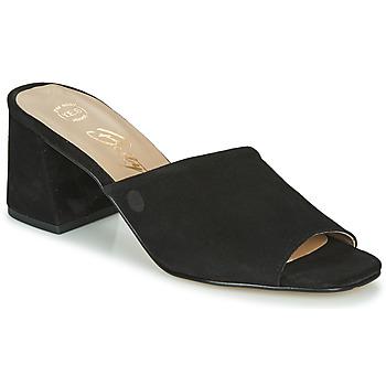 Zapatos Mujer Zuecos (Mules) Betty London MELIDA Negro