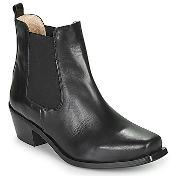 Zapatos Mujer Botines Betty London MERKATO Negro