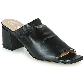 Zapatos Mujer Zuecos (Mules) Betty London MIRTO Negro