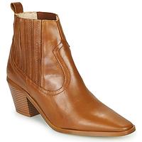 Zapatos Mujer Botines Betty London MIRTA Cognac